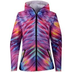 XSURVIE Purple passion waterproof sports Jacket