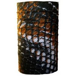 Anaconda snake skin coolmax multi functional headwear seamless band