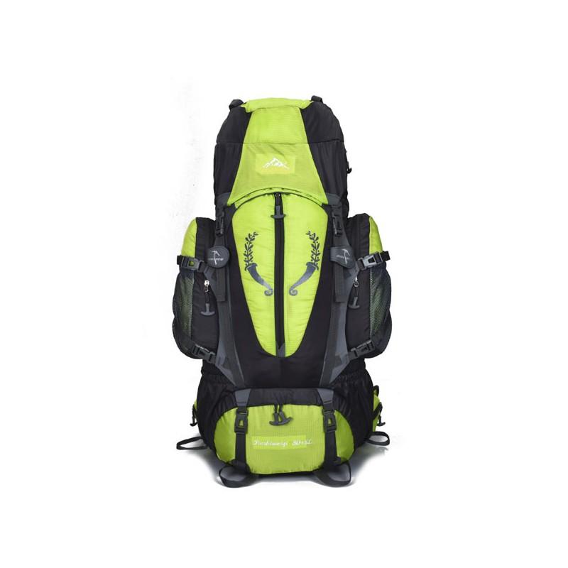 e6c39bf0a8eb ... Large 85L Outdoor Backpack Travel Multi-purpose Climbing Backpacks  Hiking Big Capacity Rucksacks Camping Waterproof ...