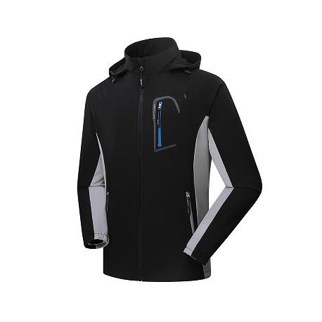 XS Mens Sports Waterproof Softshell Jackets