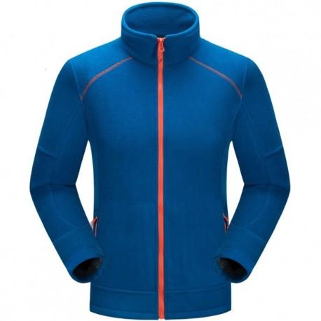 Mountainskin Men Women Winter Fleece Outdoor Sports Jacket