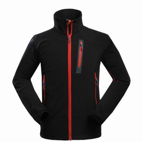 Waterproof Windproof Thermal Tech Fleece Hiking Jackets