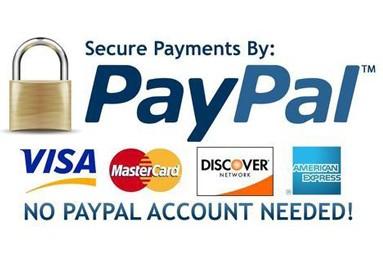 No need PayPal account